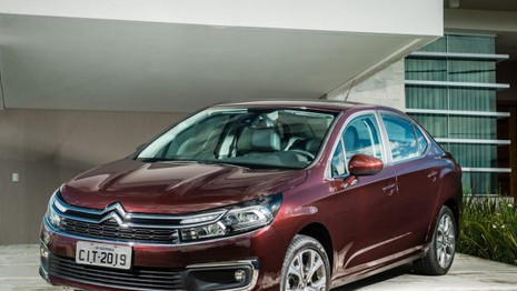 Citroën C4 Lounge : les photos officielles