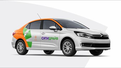La Citroën C4L intègre une flotte d'autopartage en Russie