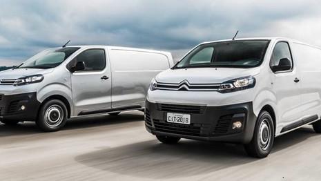 Le Citroën Jumpy récompensé au Brésil