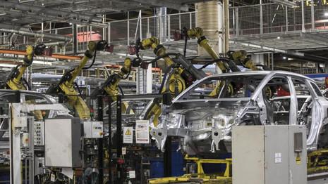 PSA : L'usine de Saragosse termine l'année avec une production en baisse