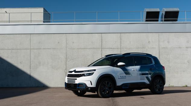Citroën présentera trois voitures électrifiées en 2020