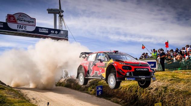 Après le départ d'Ogier, Citroën quitte le WRC