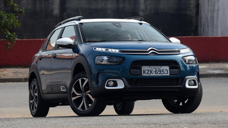 Les rétrospectives 2018 : Le SUV Citroën C4 Cactus