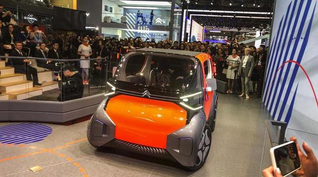 Mobilité urbaine, autopartage : une chance pour Citroën