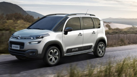 Les Citroën C3 et Aircross quittent le Brésil