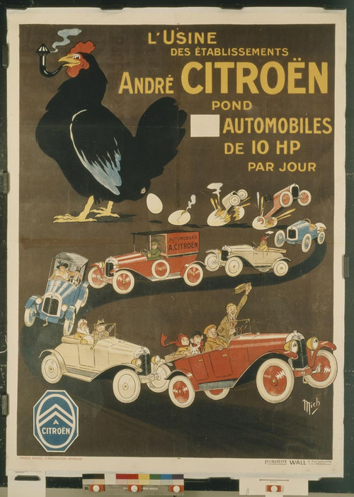 One year after its launch, Citroën has 10,000 sales and is making it known ...