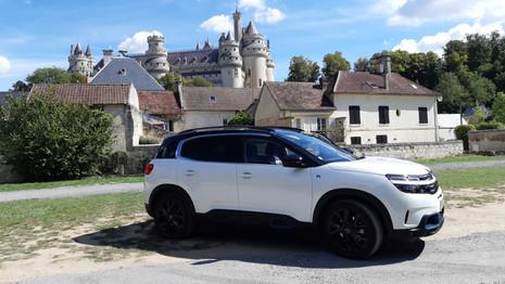 Le Citroën C5 Aircross hybride au tarif du thermique en Espagne