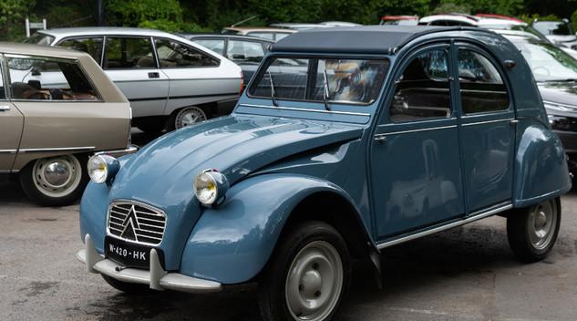 Pas de nouvelle 2Cv pour Citroën