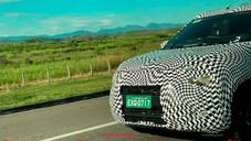 La future Citroën C3 de nouveau surprise en tests au Brésil