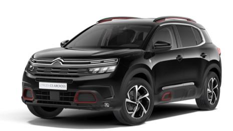 De nouveaux phares led pour le Citroën C5 Aircross