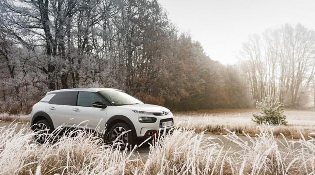 Citroën C4 Cactus: La câlinothérapie selon Citroën