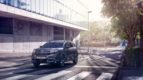 Citroën C5 Aircross : Une gamme Business en Allemagne