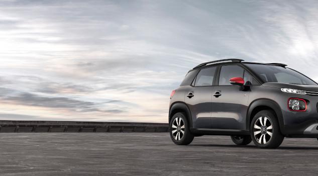 Le C3 Aircross inaugure la nouvelle série spéciale de Citroën appelée C-Series