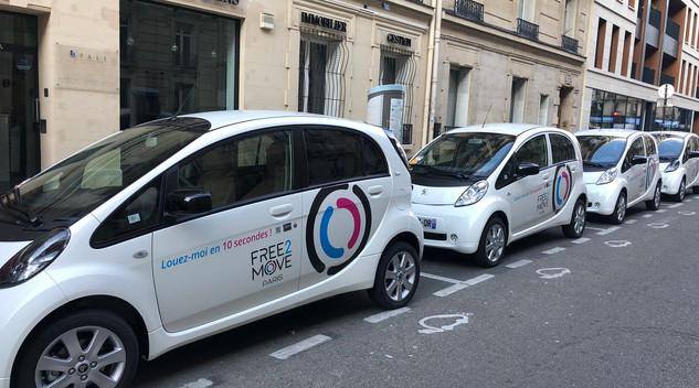 PSA : Free2Move étend son service à Issy les Moulineaux