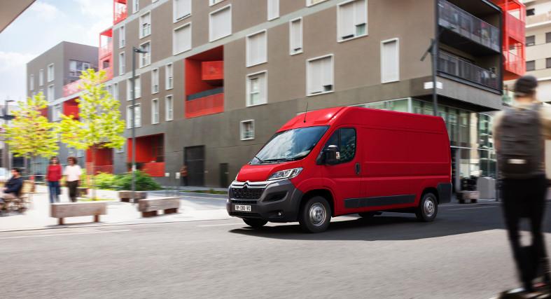 passionnément Citroën, blog citroën, citroen, jumper, citroen jumper, utilitaires, nouveau citroen jumper
