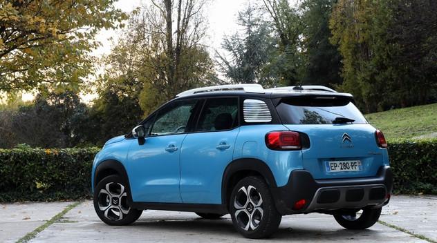 2018 - Le classement des SUV urbains