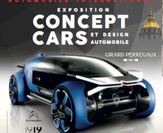 Citroën présent au Festival automobile avec 19_19