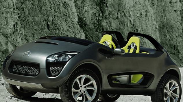 Histoire Citroën : Retour sur le Concept C-Buggy