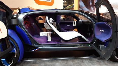 Vivatech 2019 : Citroën 19_19 Concept en détails