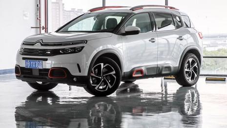 Mars 2018 : Marché auto CHINE
