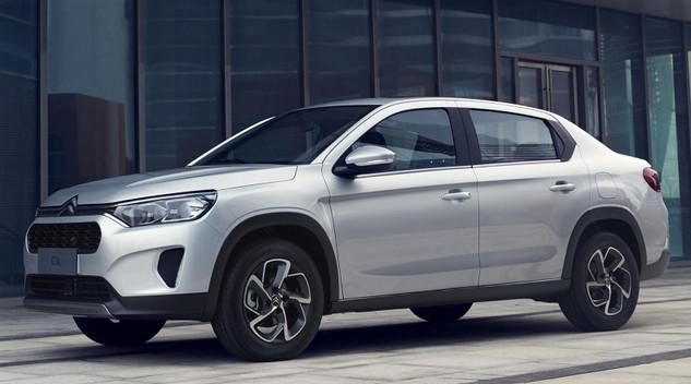 La Citroën C3L s'expose au Salon de Chengdu en Chine