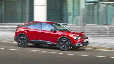 Ce que la presse anglaise pense de la nouvelle Citroën C4