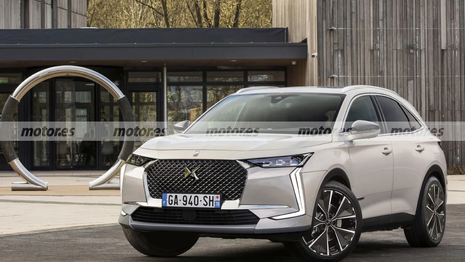 DS 7 Crossback : Le restylage en approche