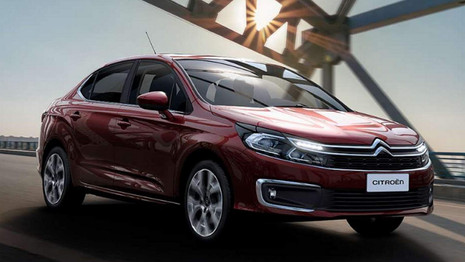 Brésil : La Citroën C4 Lounge débute sa production