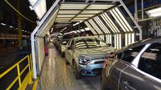 La production de la nouvelle Citroën C4 a repris