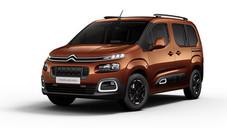 Le Citroën Berlingo élu meilleur monospace au Royaume-Uni