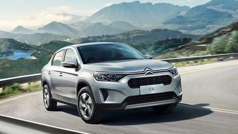 [Mise à jour] Nouvelle Citroën C3L - les photos officielles