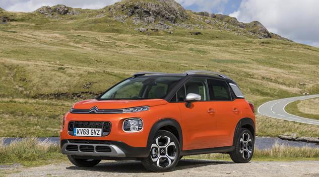 Citroën modifie la gamme du C3 Aircross au Royaume-Uni