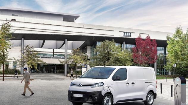 Citroën en forme sur les utilitaires au Royaume-Uni