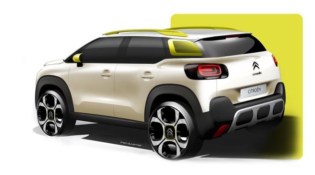 Futur Citroën C3 Aircross : son remplaçant dès 2022 ?