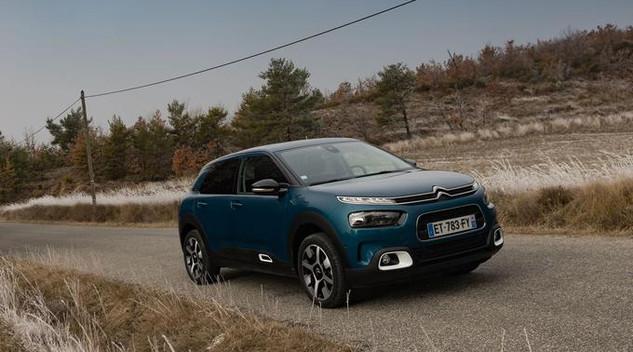Essai du Citroën C4 Cactus par Le Figaro