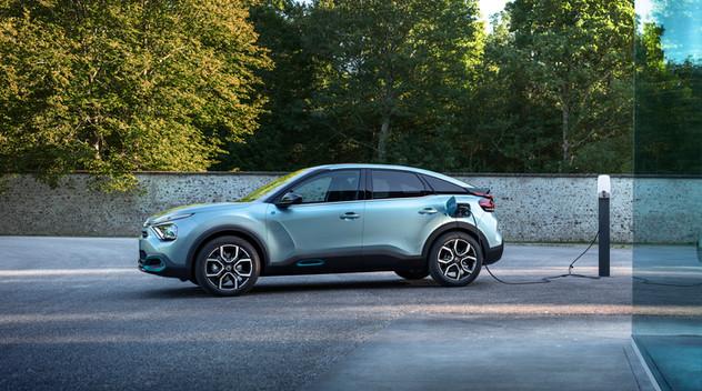 La Citroën C4 électrique à moins de 25 000€ en Allemagne