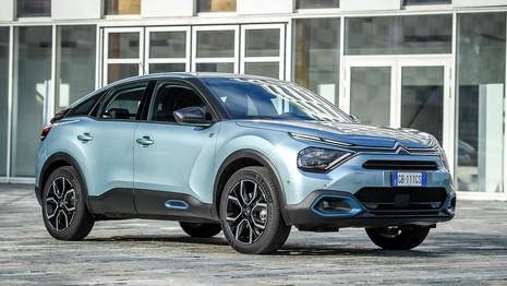 Un show en direct pour la nouvelle Citroën C4 en Allemagne