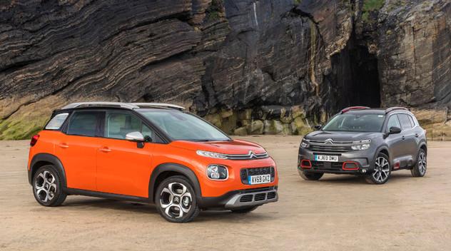 Citroën place ses deux SUV dans les meilleures ventes en France