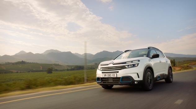 Citroën C5 Aircross Hybrid : Découvrez la publicité