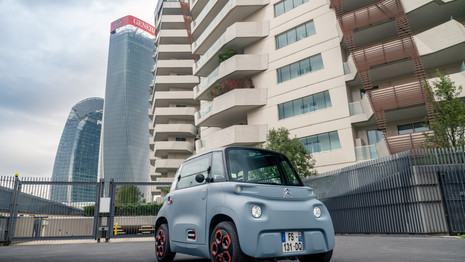 Citroën AMI : Elle arrive au Portugal