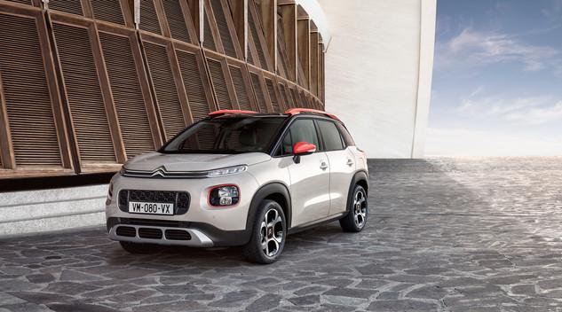 15% des Citroën C3 Aircross vendus en boîte auto en Espagne