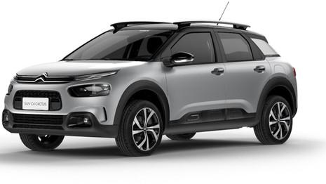 Le Citroën C4 Cactus en promotion au Brésil