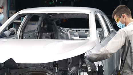 Nouvelle Citroën C4 : La production à l'arrêt à cause de la neige