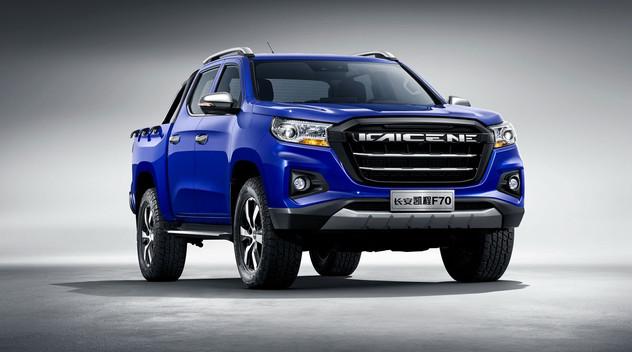 Le jumeau du Pick up Peugeot se dévoile en Chine