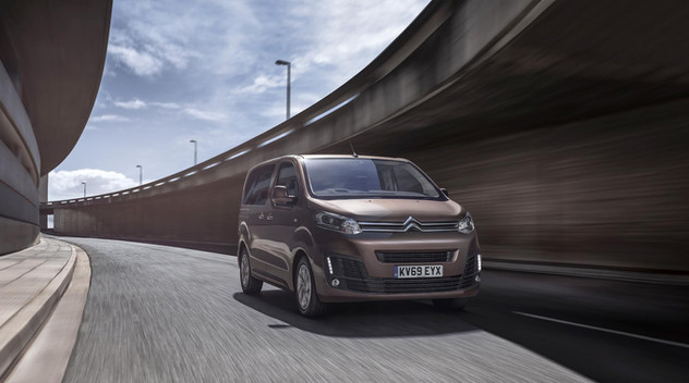 Citroën : Un nouveau moteur pour le SpaceTourer