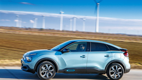 Citroën C4 : La version électrique représente 16% des volumes de l'usine