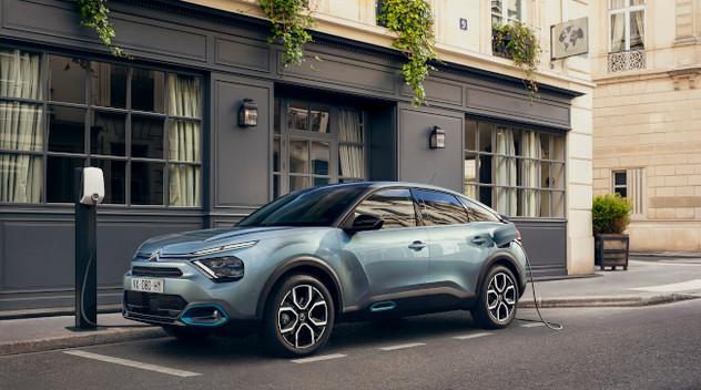Citroën C4 : Meilleure électrique du Groupe PSA ?