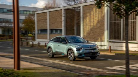 Citroën présent au VEM, salon des véhicules électrifiés, en Espagne