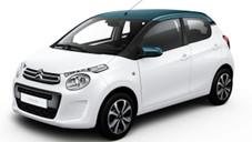 La Citroën C1, meilleure valeur résiduelle de son segment en Allemagne