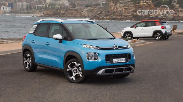 Australie : Le Citroën C3 Aircross à l'essai